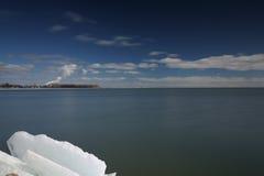 Il lago Erie Fotografia Stock Libera da Diritti