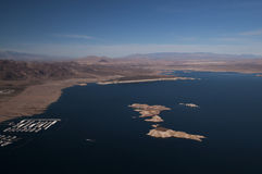 Il Lago Mead immagine stock libera da diritti