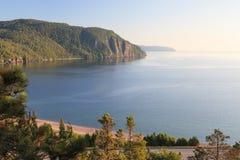 Il lago Superiore Immagine Stock Libera da Diritti
