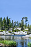 Il lago superiore leven il lago Immagini Stock