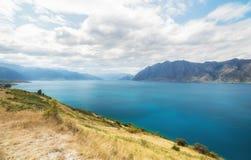 Il lago surreale immagine stock