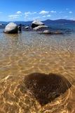 Il lago Tahoe del nord Fotografie Stock