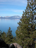 Il lago Tahoe - il Nevada Immagini Stock Libere da Diritti