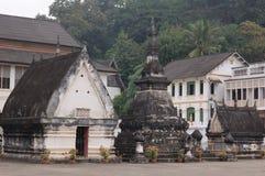 Il Laos Luang Prabang Fotografie Stock