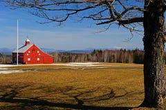Il lato del paese Fotografia Stock