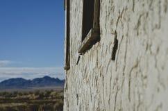 Il lato della casa nel grande bacino fotografia stock