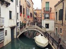 Il lato invisibile di Venezia Fotografie Stock