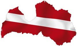 Il Latvia Fotografie Stock
