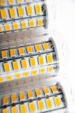 Il LED scheggia la lampada Fotografia Stock Libera da Diritti