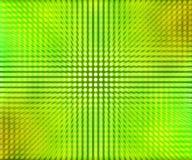 Il LED verde punteggia il fondo astratto immagini stock libere da diritti