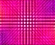 Il LED viola punteggia il fondo astratto immagini stock