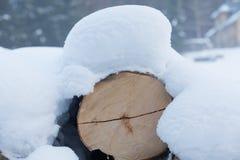 Il legno collega il legno immagini stock