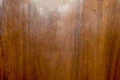 Il legno marrone usato a mobilia fatta fotografie stock libere da diritti