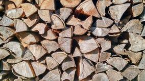 Il legno registra la struttura fotografia stock libera da diritti