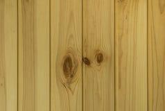Il legno riveste la priorità bassa di pannelli Fotografia Stock