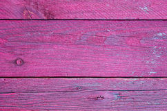 Il legno variopinto si imbarca sul modo rosa del modello Fotografie Stock