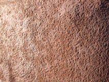 Il lerciume ha arrugginito struttura del metallo Corrosione arrugginita e fondo ossidato immagini stock libere da diritti