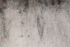 Il lerciume ha arrugginito struttura del metallo, fondo del metallo ossidato gray Vecchio pannello del ferro del metallo Superfic fotografia stock