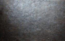 Il lerciume ha forgiato il fondo o la struttura del metallo fotografie stock