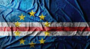 Il lerciume ha sgualcito la bandiera della Guinea-Bissau rappresentazione 3d Immagine Stock Libera da Diritti