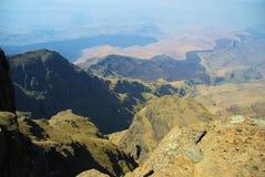 Il Lesoto immagini stock