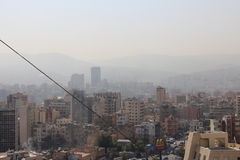 Il Libano Fotografia Stock Libera da Diritti