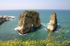 Il Libano fotografie stock libere da diritti