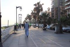 Il Libano Beirut Fotografia Stock