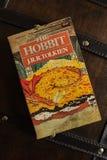 Il libro di Hobbit fotografie stock libere da diritti