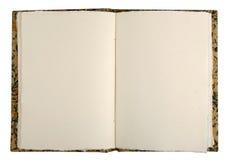 Il libro ha isolato fotografia stock