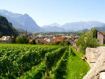 Il Liechtenstein Fotografia Stock