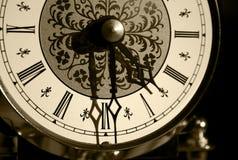 Il a lieu au sujet de temps? Images stock