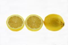 Il limone Fotografia Stock Libera da Diritti
