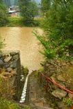 il livello dell'acqua Immagine Stock Libera da Diritti