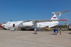 IL-76LL Arkivfoto