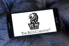 Il logo degli hotel di Ritz-Carlton Immagini Stock Libere da Diritti