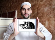 Il logo del nord della società del fronte Immagine Stock
