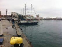 Il lungonmare di Jalta Fotografie Stock Libere da Diritti
