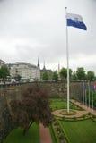 Il Lussemburgo Immagini Stock Libere da Diritti