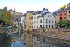Il Lussemburgo Fotografie Stock