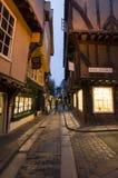 Il macello al crepuscolo, York Immagine Stock