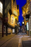 Il macello York, Inghilterra fotografia stock libera da diritti