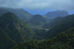 Il Madera - isola della molla eterna Fotografia Stock Libera da Diritti