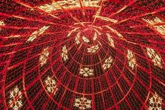 Il Madera, Portogallo - albero di Natale a Funchal fotografia stock