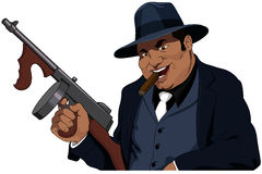 Il Mafiosi Fotografie Stock