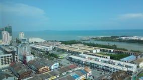 Il Malacca @ Melaka Fotografia Stock Libera da Diritti