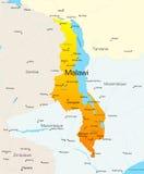 Il Malawi Fotografia Stock