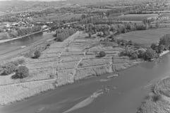 Il Manica padroneggia il della Chiana, a Arezzo Fotografia Stock Libera da Diritti