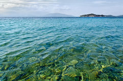 Il Mar Egeo Immagine Stock Libera da Diritti