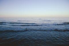 Il Mar Mediterraneo blu fotografia stock libera da diritti